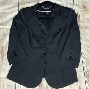 White House Black Market Career Blazer